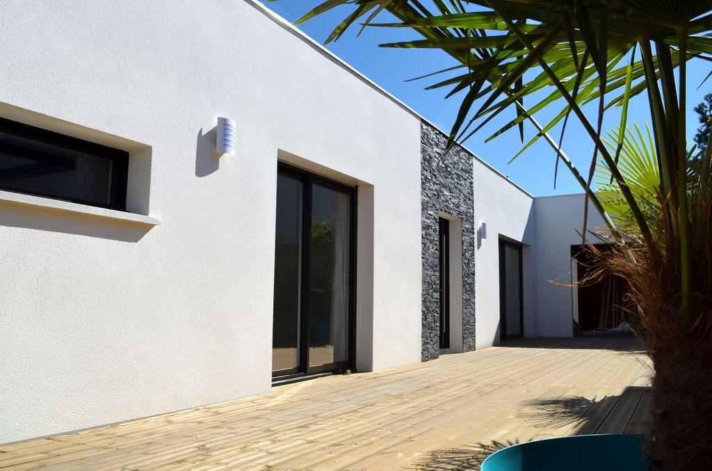 Constructeur maisons Gironde- Construction de maisons individuelles en Gironde et sur Bordeaux